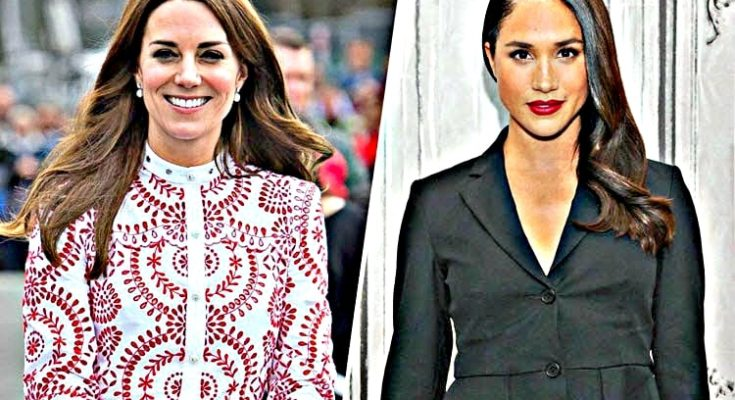 Can You Guess The Height And Weight Difference Between Meghan Markle And Kate Middleton Thats Whats Up